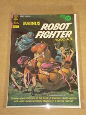 MAGNUS ROBOT FIGHTER #35 FN+ (6.5) GOLD KEY COMICS MAY 1974