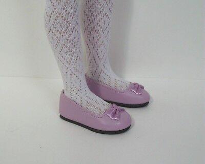 "CHOCOLATE BROWN Basic Doll Shoes For 14/"" Kish Lark Wren Piper Song Raven Debs"