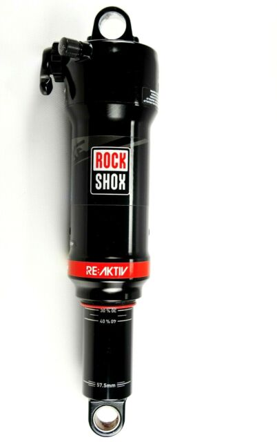 Rockshox 2017 Deluxe RT3 Re:Aktiv Rear Shock //// 230mm x 57.5mm