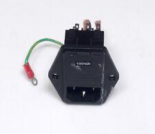 Hp Pagewriter Xli Ecg Ekg Machine Power Cable Port Socket Connector