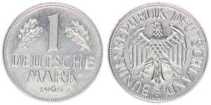 Rfa 1 Marco 1965 Para Fehlprägung Sin Randschrift Magnético 56100