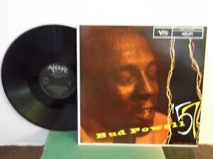 Bud-Powell-Verve-034-Bud-Powell-57-034-Japan-LP-mono-classic-jazz-piano-MINT