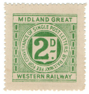 I-B-Midland-Great-Western-Railway-Ireland-Letter-Stamp-2d