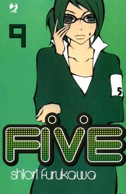 Manga - J-Pop - Five 9 - Nuovo !!!