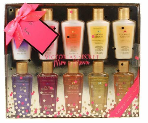 Victoria's Secret Geschenkset, Lotion & Wash zehn (10) Stück Geschenkset, NEU  YKyim 1cNIg