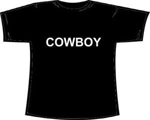 Cowboy-Indianer-Clown-Damen-Girlie-Shirt-Verkleidet-Kostuem-Verkleidet-Fasching
