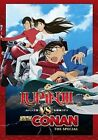Lupin The 3rd VS Detective Conan TV Special (2015 Region 1 DVD New)