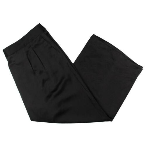 Vince Camuto Womens Satin Office Wear Work Dress Pants Trousers Plus BHFO 0961