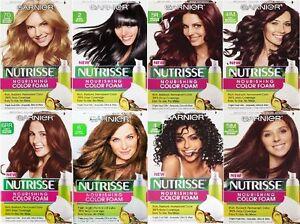 Image Is Loading Garnier Nutrisse Nourishing Color Foam Permanent Hair