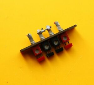 Marantz-4230-Amp-Receiver-Speaker-Connector-Rear-Red-Black-Main-Remote-Terminal