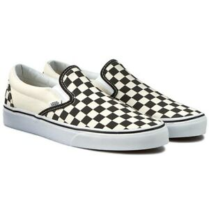 6a943d7e7a85f8 Image is loading VANS-CLASSIC-SLIP-ON-Sneaker-VN-0EYEBWW-Black-