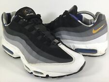 Nike Air Max 95 London QS Black dark Gold grey Sz 11 586361