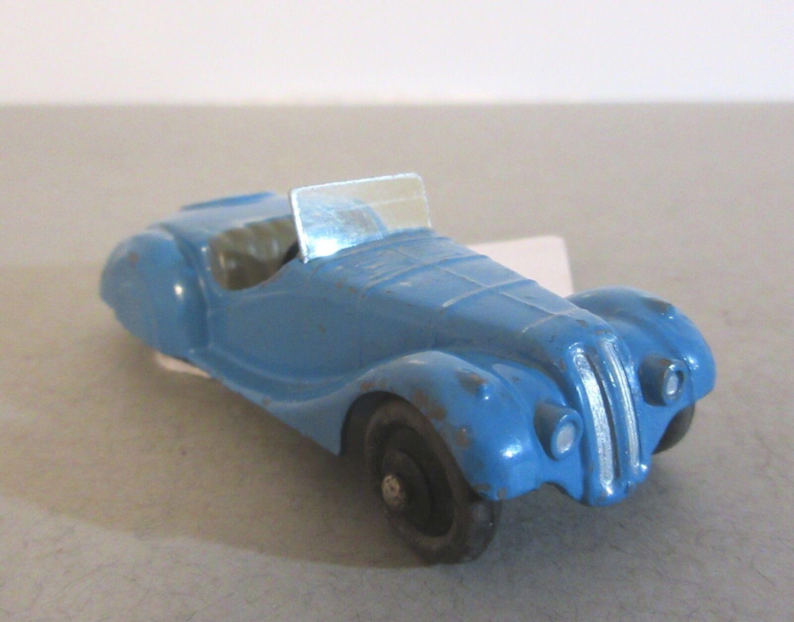 Dinky Toys Early Version Frazer Nash BMW Tourer Sports Car 1940's Dinky Toys
