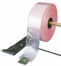 Zoro Select 5cyj8 8 X 2150 Ft Poly Tubing 2 Mil Pink