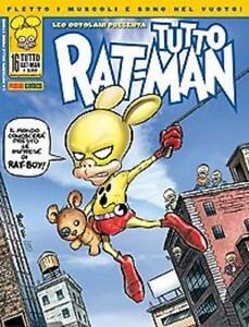 Fumetto-Panini-Comics-Tutto-Rat-Man-16-Ristampa-Nuovo