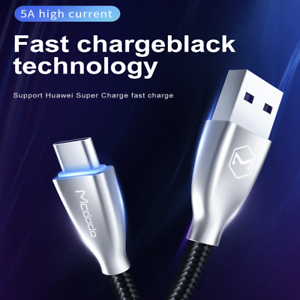 Samsung-Galaxy-S10-Plus-S9-Note-9-USB-Type-C-5A-FAST-Charging-Sync-amp-Charger-Cable