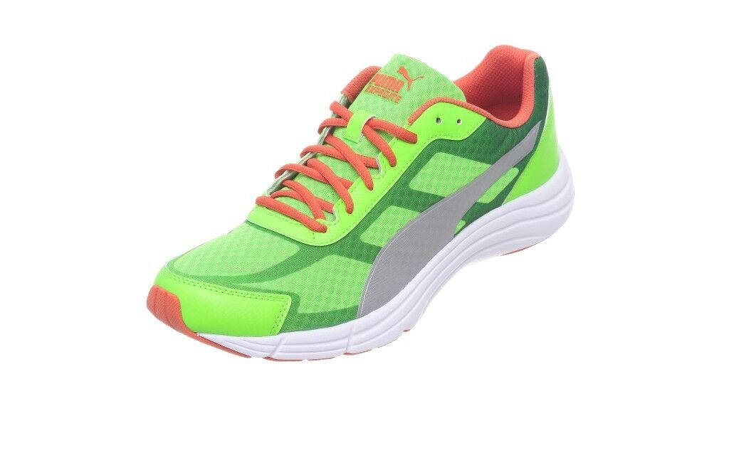 PUMA EXPEDITE SHOE ZAPATOS fonctionnement FLUOR VERDE 187561 05 (PVP EN TIENDA 69EUR)