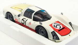 Minichamps-Escala-1-18-100-676151-Porsche-906E-Mutter-Rindt-Dayton-24Hr-1967