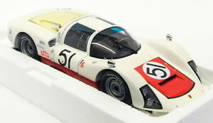 Minichamps-1-18-Scale-100-676151-Porsche-906E-Mutter-Rindt-Dayton-24Hr-1967