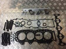 HEAD GASKET SET & BOLTS FORD RANGER MAZDA B2500 BONGO 2.5TD WL 12V VRS