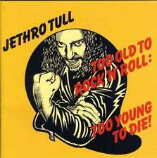 JETHRO TULL - Too Old To Rock & Roll: Too Young To Die - Dig. Rem - CD - NEU/OVP