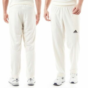 dd1351d3cb83 Image is loading adidas-Howzat-Boys-Cricket-Trousers-Junior-Kids-Off-