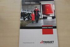 158992) Trioliet - Modellprogramm - Prospekt 200?