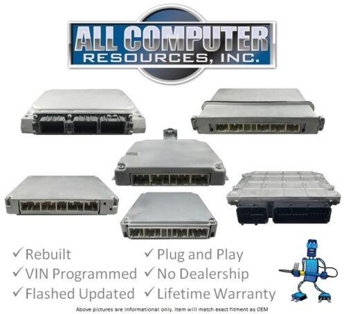 2003 Toyota Highlander ECU ECM PCM Engine Computer P//N 89661-48420 Plug /& Play