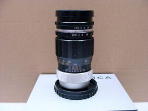 Hanimex-Hanimex-Tele-Lens-3-5-135mm-034-Leitz-M39-Mount-aus-Sammlung-034-RAR