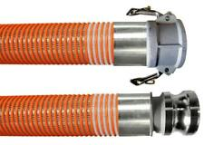 A007 0966 0020 Eagle Orangeclear Suction And Discharge Hose 6 X 20 Aluminum