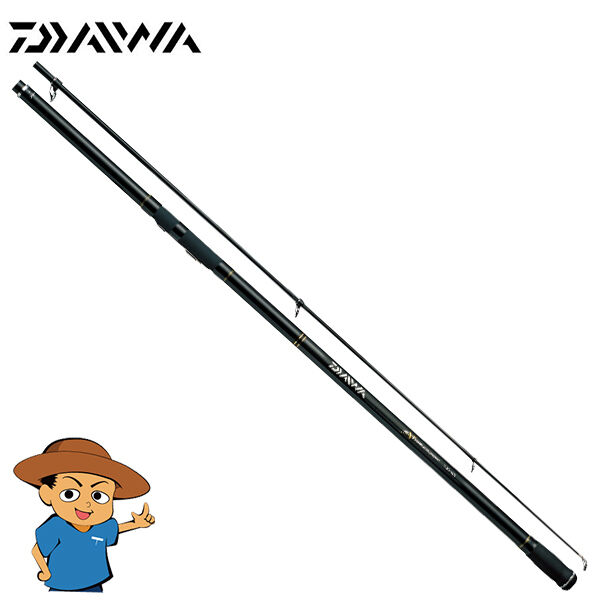 Daiwa EXTRA SURF T 25450 K 14'7 telescopic spinning fishing rod from JAPAN