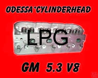 GM GMC CADILLAC BUICK CHEVY 4.8 5.3 OHV V8 CYLINDER HEAD casting#706 REBUILT
