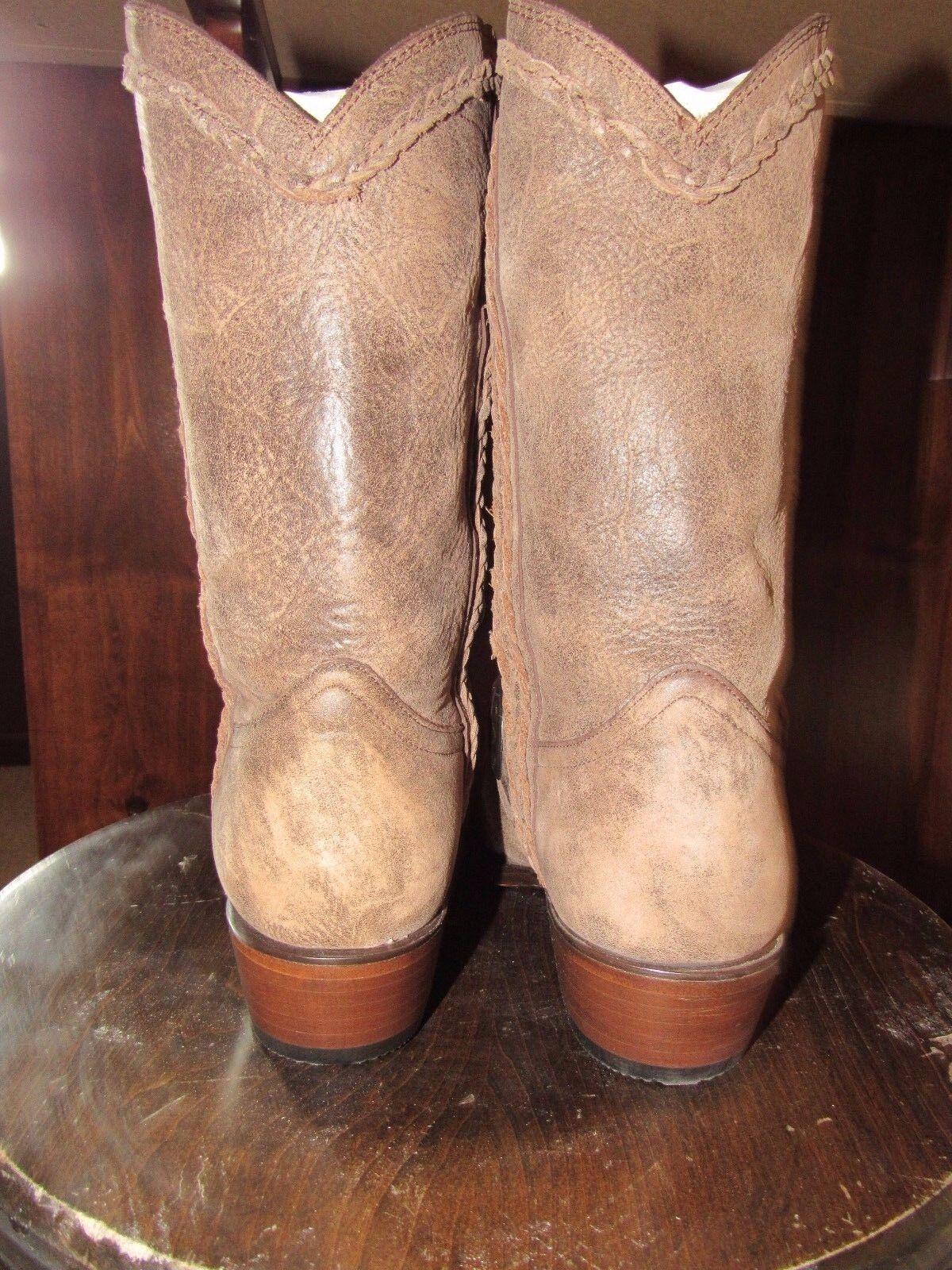 NEW Matisse GRINGO Star Fringe Concho Cowboy Boot Star GRINGO Cowgirl 8 Shotry Leder Braid 808dfa