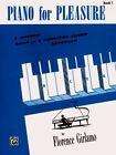 Piano for Pleasure, Bk 1 by Florence Girlamo (Paperback / softback, 1985)