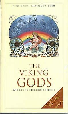 The Viking Gods (Viking Series - Literary Pearls from the Viking Age)