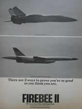 8/1975 PUB TELEDYNE RYAN AERONAUTICAL BQM-34E/F FIREBEE II TARGET MIG-23 AD
