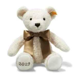 Steiff-Cosy-Year-Teddy-Bear-2019-Cream-Plush-Toy-113376