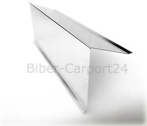 ortgangblende 28 alu profil titanzink aluminium blech. Black Bedroom Furniture Sets. Home Design Ideas