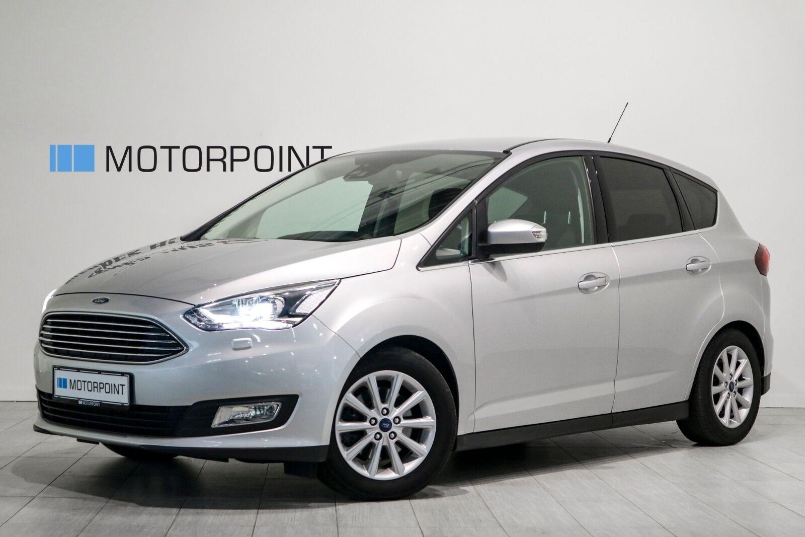 Ford C-MAX 1,5 SCTi 182 Titanium aut. 5d - 209.900 kr.