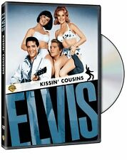 New! Kissin' Cousins! Elvis Presley Region 2 Widescreen & Remastered DVD Kissing