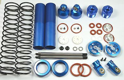 2 Aluminum Shock Upgrade Conversion Kit Red For Traxxas X-Maxx dhawk Racing