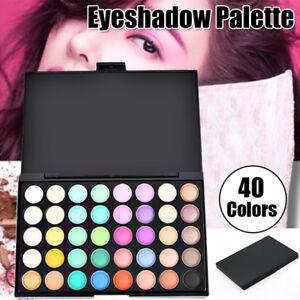 Eyeshadow-Palette-Makeup-40-Color-Cream-Eye-Shadow-Matte-Shimmer-Cosmetic-Set