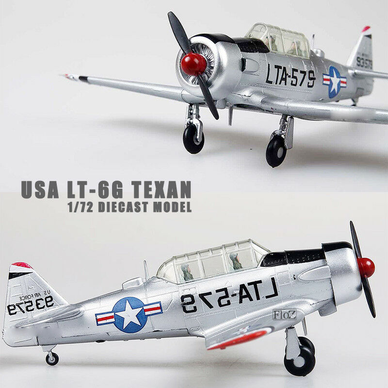 Base On Seoul City 1952 Easy Model 36318-1//72 US T-6G Neu
