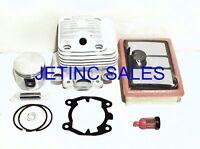 Cylinder & Piston Kit Fits Stihl Ts 700 Ts800 Nikasil