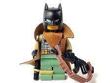 Custom Minifigure Batman Movie,FLYING COAT BATMAN & free LEGO® brick.UK