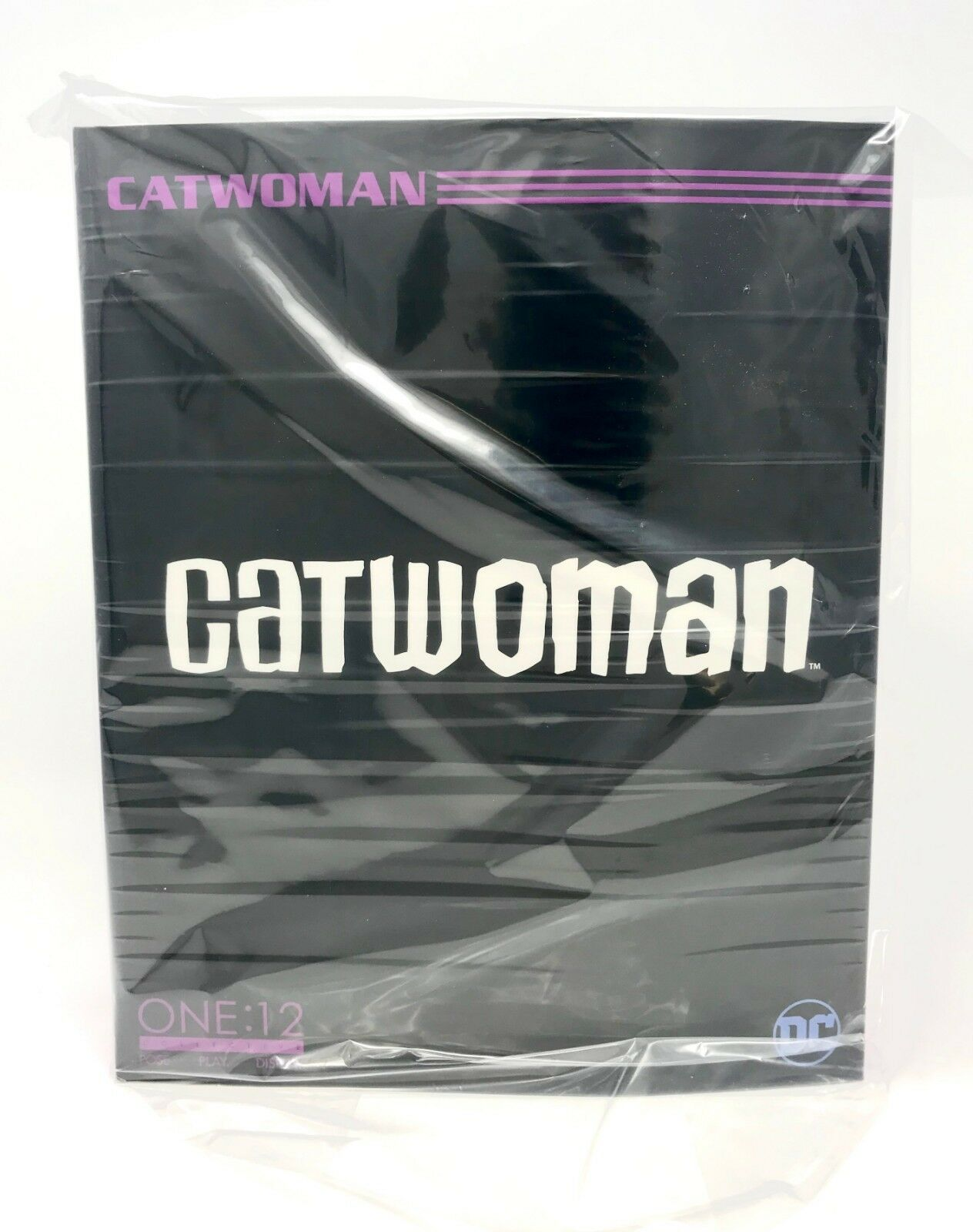 Mezco Mezco Mezco Toyz One 12 Collective DC Comics Catwoman 1 12 Scale 6  Action Figure 384784