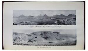 1932-Clutterbuck-UNINHABITED-AKPATOK-ISLAND-Canadian-Arctic-CHARTING-9