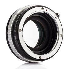 Mitakon Reducer Adapter Turbo Focal II Nikon G to Fujifilm FX Xpro1/X-E1/X-M1