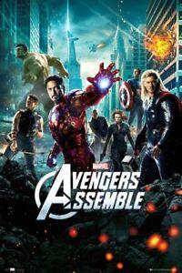 Avengers-Movie-Poster-24x36