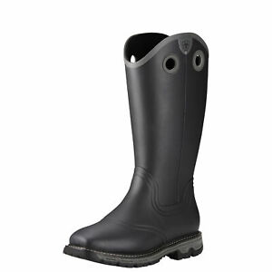 Ariat 10019585 Conquest Rubber Square Toe 16 Quot Pull On